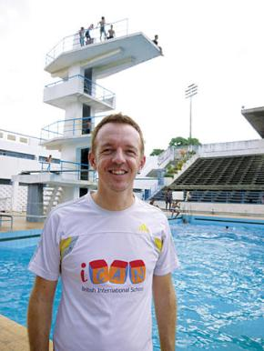 "Christian Science Monitor: ""David Hunt saves lives by teaching swimming in Cambodia"""