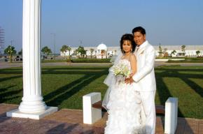 "The Christian Science Monitor: ""Please crash my wedding day, Cambodians say"""