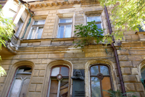 """The Christian Science Monitor: """"In Ukraine, why is Gogol's former home boardedup?"""""""