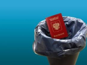 "The Forward: ""Russia Quietly Strips Emigres of Dual Citizenship"""
