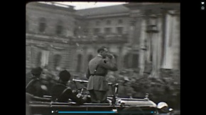 "Global Post: ""When Adolf Hitler creeps into your home movies"""