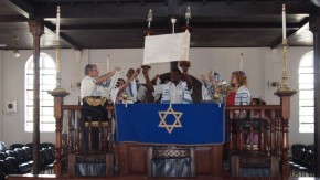 """The Times of Israel: """"Remnants of Jamaica's Jews hold a heritage full offirsts"""""""