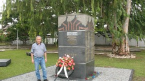 """The Times of Israel: """"70 years after the Holocaust, a Surinamese memorial for Caribbeanvictims"""""""