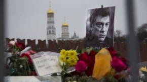 "The Times of Israel: ""Russian-Jewish filmmakers immortalize murdered Putin critic as 'Boris Nemtsov, Jew'"""