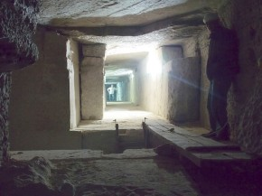 "Popular Archaeology magazine: ""A Pharaoh's Massive Tomb Unveiled"""