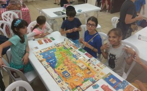 """The Times of Israel:  """"Pass the Western Wall, collect $200: The first Russian board game aboutIsrael"""""""